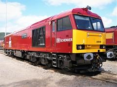 60040 Merehead 22/06/2008 (Brad Joyce 37) Tags: 60040 class60 diesel locomotive engine train merehead