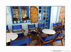 Siësta (++Rob++) Tags: greece griekenland agiagalini crete kreta cats katten blue blauw