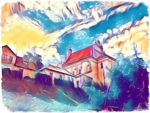 Kazimierz Dolny. Fara