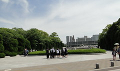 Peace Memorial Park in Hiroshima (Ankur P) Tags: japan hiroshima chugoku 広島 peacememorialpark peacememorial atomicbomb