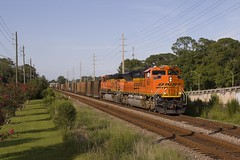An Ernj Train (Colin Dell) Tags: bnsf sd70ace emd q455 csx train railway railroad bennseff jacksonville fl florida jacksonvilleflorida