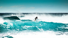 Lean In (jijake1977) Tags: surf surfing hawaii haleiwa northshore waves ocean adventure sport action travel oahu