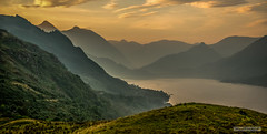 "Loch Duich and the Five Sisters of Kintail in the early morning. (Scotland by NJC.) Tags: scotland sunrise dawn daybreak sunup morning daylight شُروقُ الشَّمْس ""nascer do sol"" 日出 ""izlazak sunca"" ""východ slunce"" solopgang zonsopgang amanecer auringonnousu ""lever du soleil"" sonnenaufgang alba 日の出 mountains hills highlands peaks fells massif pinnacle ben munro heights جَبَلٌ montanha 山 planina hora bjerg berg montaña vuori montagne fjord inlet sound creek firth sealoch enseada 水湾 ensenada crique bucht insenatura 入り江 작은 만"