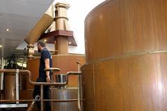 At the Texel brewery (Davydutchy) Tags: texel oudeschild eiland island insel île noordholland nederland netherlands niederlande paysbas texelse brouwerij brewery brauerei pivovar bier beer bière pivo cerveza beoir пиво biero bir øl μπύρα sör بيرة בִּירָה koper copper brouwketel ketel june 2017