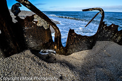 sylt-198 (vmonk65) Tags: sylt stand buhne wellen nikon d7200 colour rost sand rust