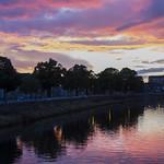 Cardiff sunset thumbnail