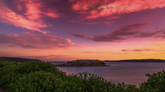 La Perouse sunset (Tonitherese) Tags: sunset sky clouds laperouse