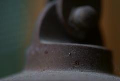 Rusted Bell 2 (stevebirk_) Tags: macro sony a100