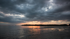 Finale D7C_3634 (iloleo) Tags: landscape bonitasprings florida sunset clouds beach gulfofmexico nature nikon d750