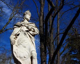 Ataulf, king of the Goths  / Ataulfo, rey de los Godos