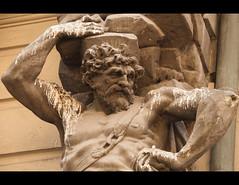 Get you! (Stuart-Lee) Tags: prague czechrepublic praha sculpture