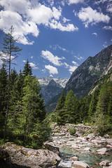 Val di Mello, Italy (lu_ro) Tags: val di mello italy italia valley valtellina sondrio tirano montagna landscape panorama lake river sony a7 35mm zeiss