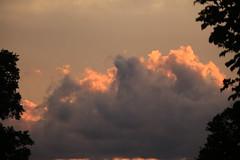 Cloudy Sunset (nigela2) Tags: cloud sunset sky