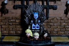 The True King Will Rise (D_Red8) Tags: citizenbrick lego gameofthrones got legos toyphotography toyenthusiast nikond500 nikon hbo tvshow dred8 death king kingofthenorth whitewalkers true season7 gameofthronesseason7 winteriscoming winterishere toys closeups hype johnsnow knightsking