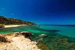 Il mare calabrese (paolotrapella) Tags: mare sea water acqua blu azzurro paolotrapella calabria