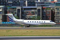 B-56789 Gulfstream Aerospace G650 (G-VI) (阿樺樺) Tags: b56789 gulfstream aerospace g650 gvi