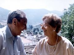 En Borau, en 1985 (Opus Dei Communications Office) Tags: tomásalvira paquitadomínguez matrimonioalvira alvira causadecanonización opusdei