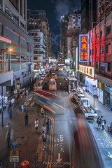 Mong Kok,HongKong (TaiNg0415) Tags: 小巴 旺角 mk hk hongkong 香港 夜 nikon photography