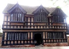 [52532] Coventry : Ford's Hospital (Budby) Tags: coventry westmidlands timbered almshouses 16thcentury