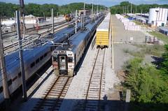 mchigan city 427 (Fan-T) Tags: michigancity 9 csssb indiana interurban commuter nitcd shop passenger electric train