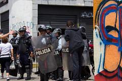 (Sebastian Astorga) Tags: 26deoctubre calle ciudad desorden estudiantes marcha oposicion preseleccionelestimulo protestas represion tomadevenezuela urbana urbano venezuela violencia riots protests manifestations demonstrators police journalism