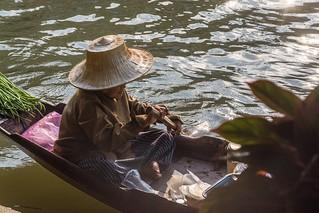 marche fottant damnoen saduak - thailande 24