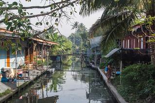 marche fottant damnoen saduak - thailande 23