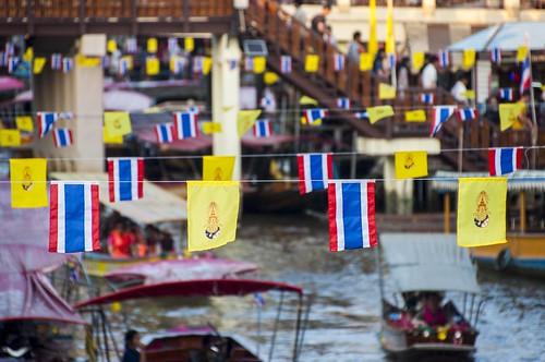 marché flottant amphawa - thailande 9