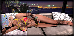 ♥ ISA ♥ (ladychrissseyyal) Tags: ♥ isa bikini v l e mia bottom top tattooredfish hunter redfish for hipster mens event jewels voluptasvirtualis karen the liaison collaborative opens 7th every month ends 30th hathairsese fuzzy hair cap sese