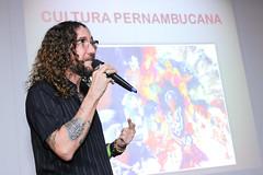 Silvério Pessoa palestra no Espaço Janete Costa (Fenearte 2017) Tags: fenearte silvério pessoa palestra espaço janete costa recife pernambuco brasil