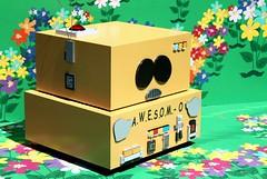2016-A.W.E.S.O.M.O  Outside SDCC-01 (David Cummings62) Tags: sandiego ca calif california comiccon con david dave cummings southpark animated series tvseries cartoonnetwork sets outside 2016 awesomo carman robot