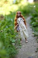 IMG_8236 (Cleo6666) Tags: lana lillycat cerisedolls marron glacé bjd doll chibbi