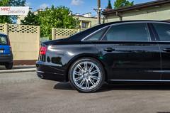 Audi A8l W12 (mrc.detailing) Tags: audi a8 w12 60 detailing detail decals detale mrcdetailing mrc waxit wax wosk korekta lakieru paint correction katowice