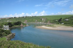 bantham60 (West Country Views) Tags: bantham sand devon scenery