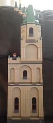 Gryffindor Tower (David$19) Tags: lego legoharrypotter harrypotter hogwarts hogwartscastle gryffindortower gryffindor ronaldweasley