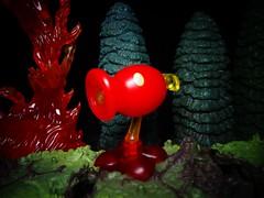 Fire Peashooter (ridureyu1) Tags: firepeashooter plantsvszombies plants zombies popcapgames towerdefense zombieapocalypse undead jakkspacific toy toys actionfigure toyphotography sonycybershotsonycybershotdscw690