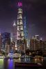 Banino_20170620-212604 (airbreather) Tags: shanghai shanghaishi china cn lujiazui shanghaitower swfc jinmao barge huangpu