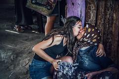 Respect (Melissa Maples) Tags: keçiborlu turkey türkiye asia 土耳其 nikon d3300 ニコン 尼康 nikkor afs 18200mm f3556g 18200mmf3556g vr iskotur roadtrip excursion summer lavender turk woman elderly necibe kiss