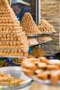 Baklava Pyramids (Syncher) Tags: baklava london damascene sweets edgewaterroad arabic pastry pyramid display nikon nikond600 d600 sigma 50mm