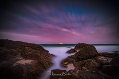 Miami Sunset (marcusbird13) Tags: longexposure beach landscape water ocean sea queensland australia sunset long exposure
