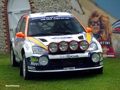 Focus (BenGPhotos) Tags: 2017 goodwood festivalofspeed fos race racing motorsport car show event sports rally rallying 2002 ford focus mk1 rs wrc martini stripes msport colinmcrae x7fmc