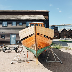 At the dock (borishots) Tags: oslo akershus norway no scandinavia boat dock boats wood analog retro vintage vsco samsunggalaxys8 shotongalaxys8 capturedongalaxys8 sky blue green brown smartphone mobilephotography