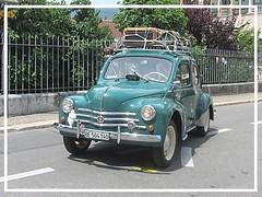 Renault 4 CV (v8dub) Tags: renault 4 cv schweiz suisse switzerland french pkw voiture car wagen worldcars auto automobile automotive old oldtimer oldcar klassik classic collector