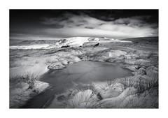 Kinder mono 1 (ciollileach) Tags: landscape landscapephotography winter snow wilderness peakdistrict kinderscout drift blackandwhite drama chill frozen freeze
