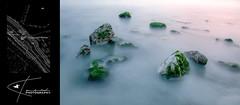 BIRLING GAP (Kambo Dscha) Tags: birling gap east sussex tide hightide coast longexposure ndfilter boulder stones water