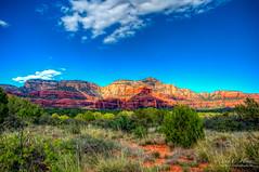 More Red Rocks (John C. House) Tags: everydaymiracles nik nikon desert johnchouse mountains arizona sedona southwest redrocks d700
