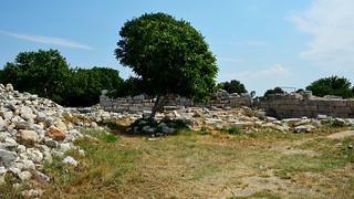 TEOS (Teo) Ancient City   Sigacık/Turkey