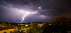 Primošten - darker skies (Martin @ Oulu) Tags: mvr nikond600 samyang14mm28 croatia primošten summer storm lightning