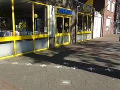 Baarle: Zeeman across the Border (harry_nl) Tags: belgium belgië netherlands nederland 2017 baarlenassau baarlehertog border line grens zeeman