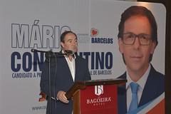 Marco António Costa em Barcelos